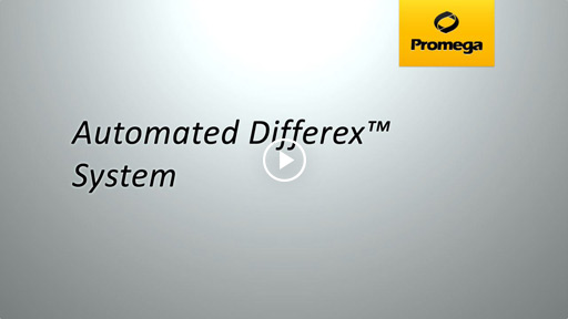 Automated Differex Animation